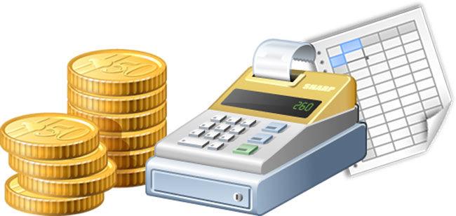 Оплачивайте наличными и на расчетный счет